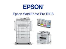 WorkForce Pro RIPS de Epson