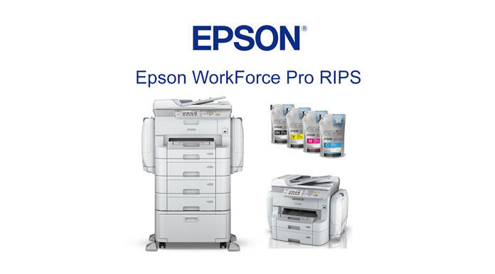 WorkForce Pro RIPS de Epson