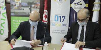 partenariat entre la Poste Tunisienne et Vivo Energy Tunisie