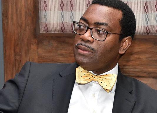 Akinwumi A. Adesina président de la BAD