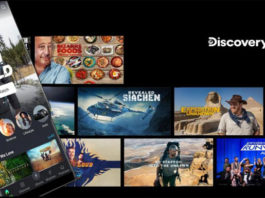 Discovery et STARZPLAY