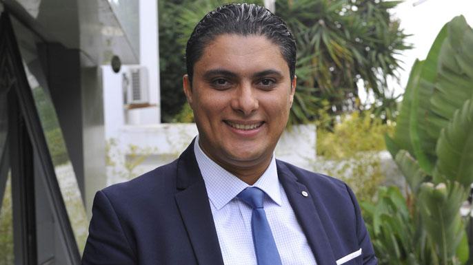 HATEM DHAHRI Directeur associé de la Business Unit Solutions Talys