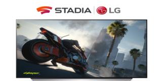 LG et Stadia