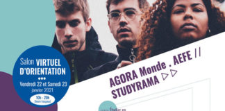 Salon virtuel Étudier en France