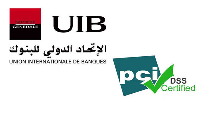 UIB certifiée PCI-DSS