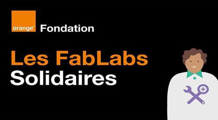 Image result for Orange Tunisie, avec l'appui de la Fondation Orange, lance son appel à projets « FabLab Solidaire » pour l'année 2021