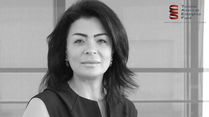 Hela Kaddour Fourati Managing Director TAEF