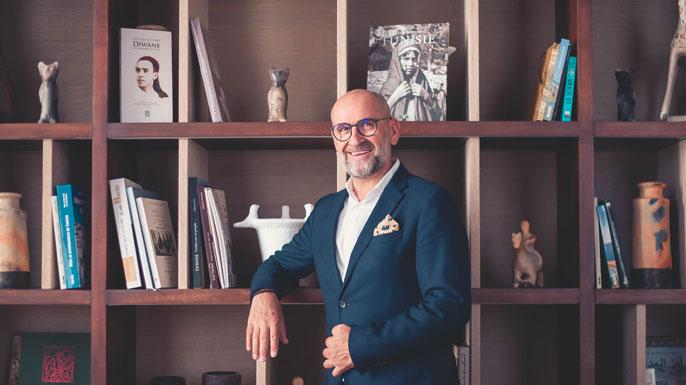 Jesús Arnedo General Manager Anantara Tozeur