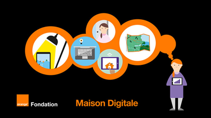Orange tunisie Maison Digitale