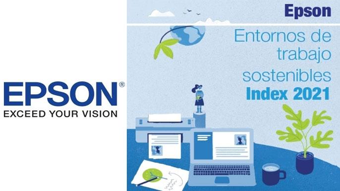 Rapport développement durable par Epson