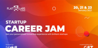 Startup Career Jam 4.0