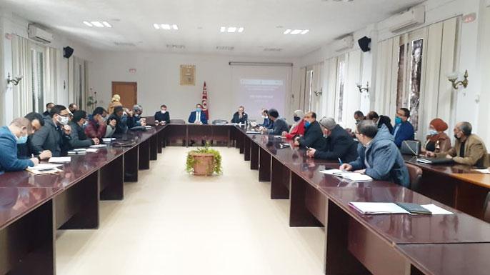 ateliers de préparation des catalogues de projets en PPP