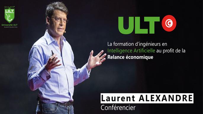 conférence Laurent Alexandre