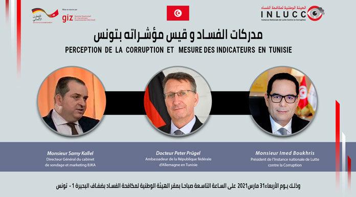 étude de perception de la corruption en Tunisie