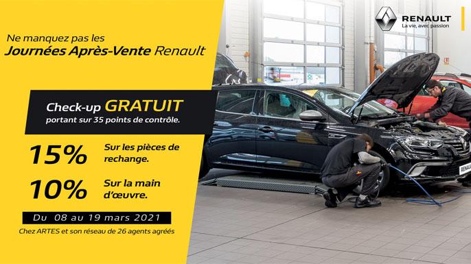 ARTES Journées Après-vente Renault