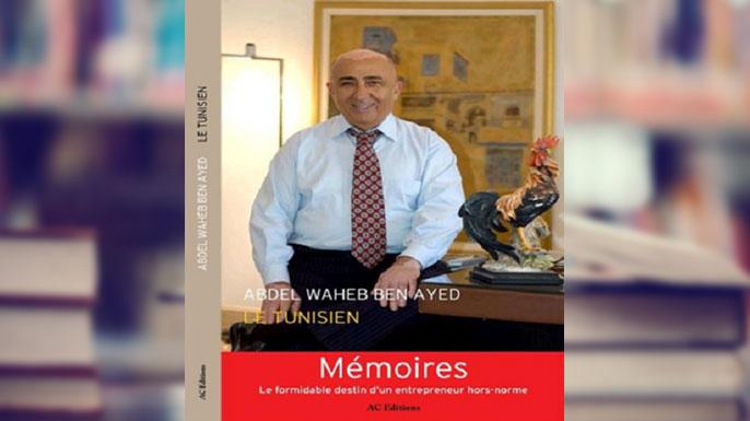 Abdelwaheb Ben Ayed livre de mémoires