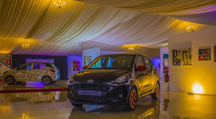 Alpha Hyundai Motor vente aux enchères