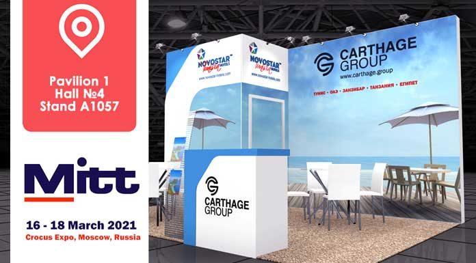 Carthage Group Salon du tourisme de Moscou