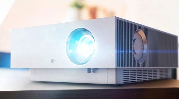LG vidéoprojecteur laser HU810PW