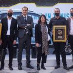 Morris Garages prix Volants d'Or 2021