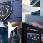 Peugeot nouvelle identité visuelle