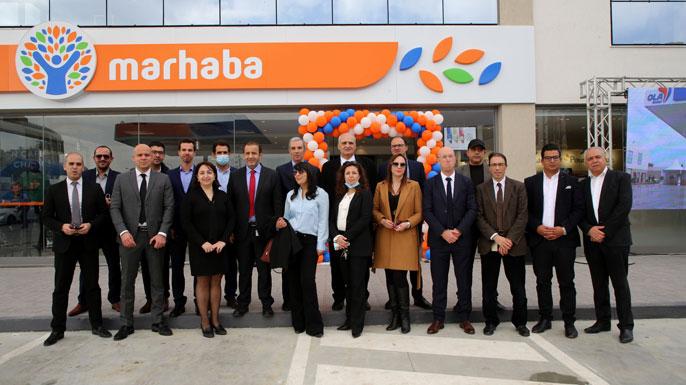 Photo de groupe OLA Energy et partenaires