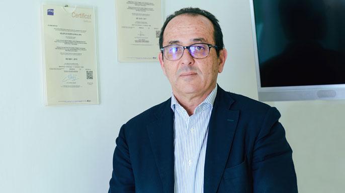 Radhouane Bouricha Directeur Général de Helioflex