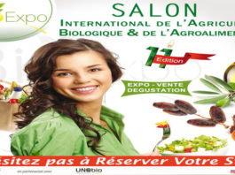 Salon International de l'Agriculture Biologique et de l'Agroalimentaire