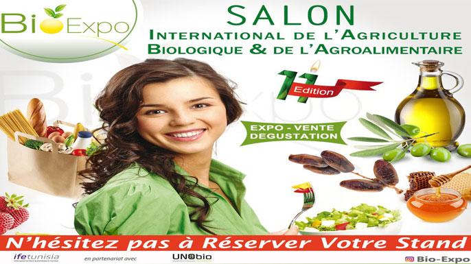 Salon International de l'Agriculture Biologique et de l'Agroalimentaire