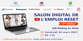 Salon digital de l'emploi