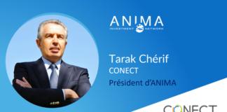 Tarak Chérif devient le nouveau Président d'ANIMA Investment Network
