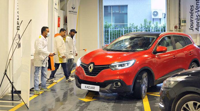 journées Après-vente Renault