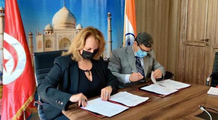 Ambassade de l'Inde et l'Université de Jendouba