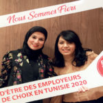 Anissa Msaddak, Directrice du site et Zeineb Amri, Directrice Adjointe du site de Mezzo