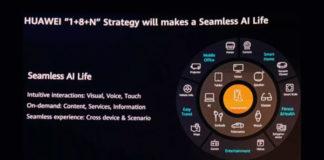 Huawei nouvelle stratégie