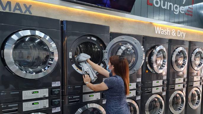 LG laveries automatiques