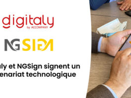 NGSign et Digitaly
