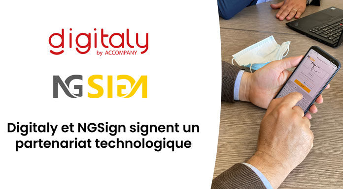 NGSign et Digitaly