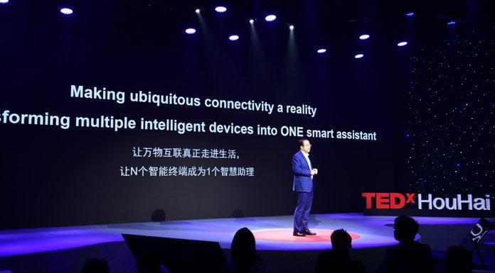 TEDxHouHai
