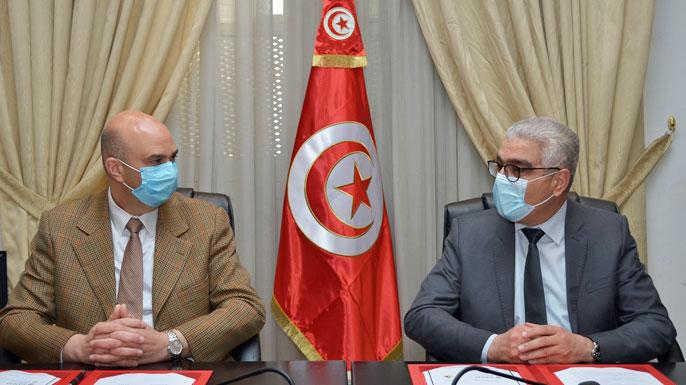 Vivo Energy Tunisie et le Ministère de l'Éducation
