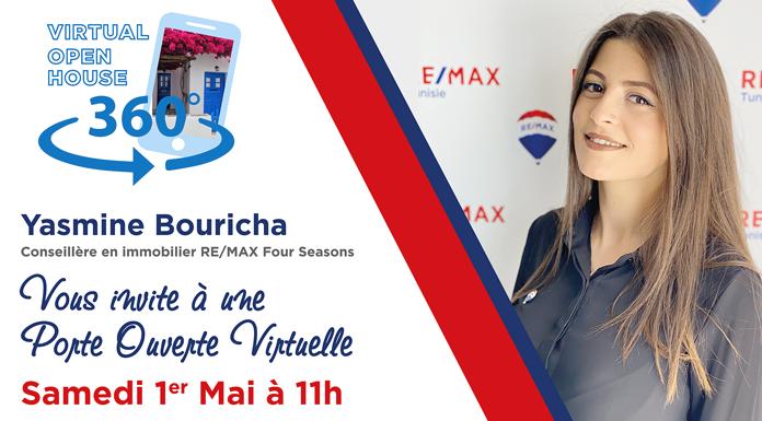 RE/MAX Tunisie visite virtuelle