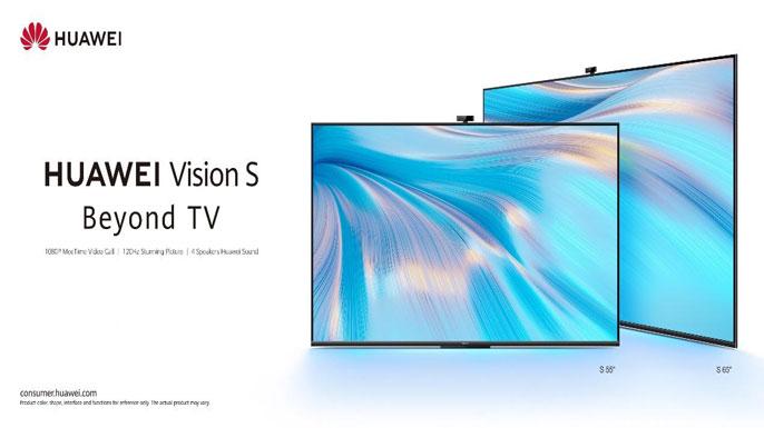 Télévision HUAWEI vision S