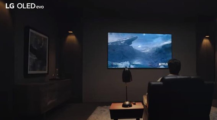 TV OLED de LG