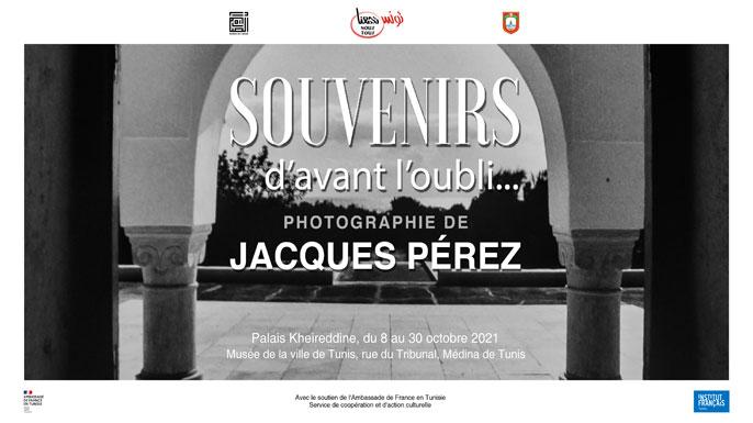 Exposition photographe Jacques Pérez