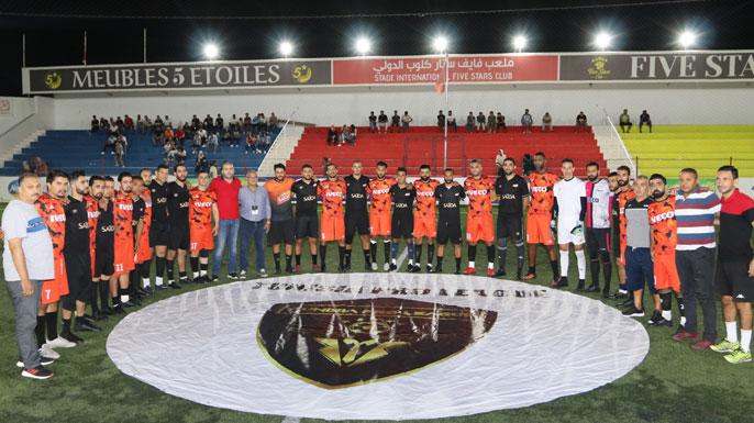 L'équipe de football d'Italcar